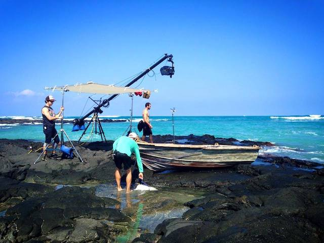 Hawai'i location scouting services for video and film production