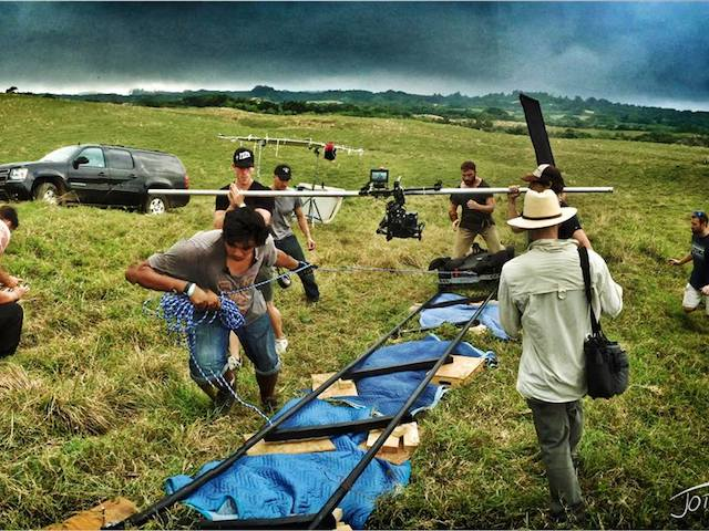 Hawai'i film and video production location services