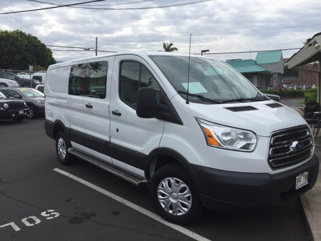 Video production rental vans in Hawai'i